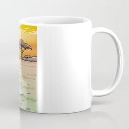 Rhino The Artist Coffee Mug
