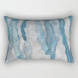 Rain No. 1 Rectangular Pillow