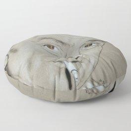 Lino Ventura Floor Pillow