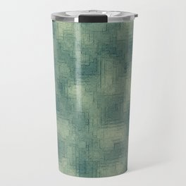 Techy Blocks Travel Mug