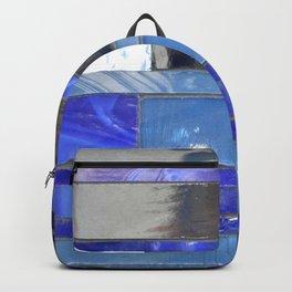 Roses Blue 2 Backpack