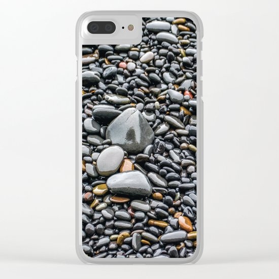 Polished Smooth Clear iPhone Case