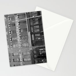 NY warehouse Stationery Cards