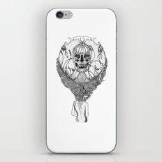 lady death iPhone & iPod Skin