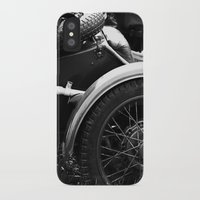 motorcycle iPhone & iPod Cases featuring motorcycle by Falko Follert Art-FF77