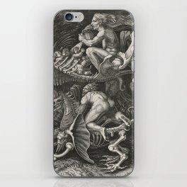 The Haggery - Agostino Veneziano (1520) iPhone Skin