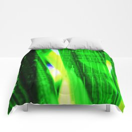 Abstract Perfection 37    City Jungle Comforters