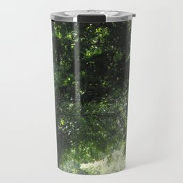 Beautiful Summer Road Travel Mug