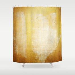 paint smudge Shower Curtain