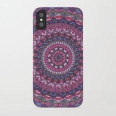 Plum Beautiful Slim Case iPhone X