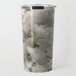 Crystal Snowflakes Travel Mug