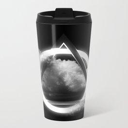 Sacred Geometry - Trinity  06 Metal Travel Mug