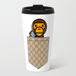 baby milo pocket Travel Mug