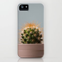 Baby cactus iPhone Case
