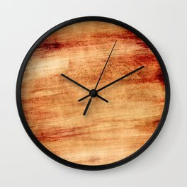 Parchment dream Wall Clock