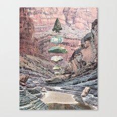 Sharpen Canvas Print