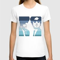 blues brothers T-shirts featuring Blues Brothers (Tribute) by Kerosene Bill
