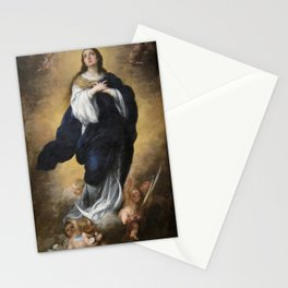 Bartolome Esteban Murillo - The Immaculate Conception Stationery Cards