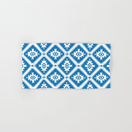 NavNa Blue Hand & Bath Towel