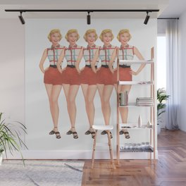 The Stepford Wives Wall Mural