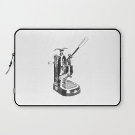 Romantica La Pavoni Professional Lever Espresso Machine Laptop Sleeve
