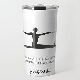 Pilates Studio Decor Travel Mug