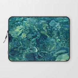 Mar de las calmas Laptop Sleeve