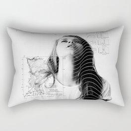 MADE OF EARTH Rectangular Pillow