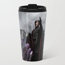 X-Men: Sentinel Diorama Series IV (Magneto) Travel Mug