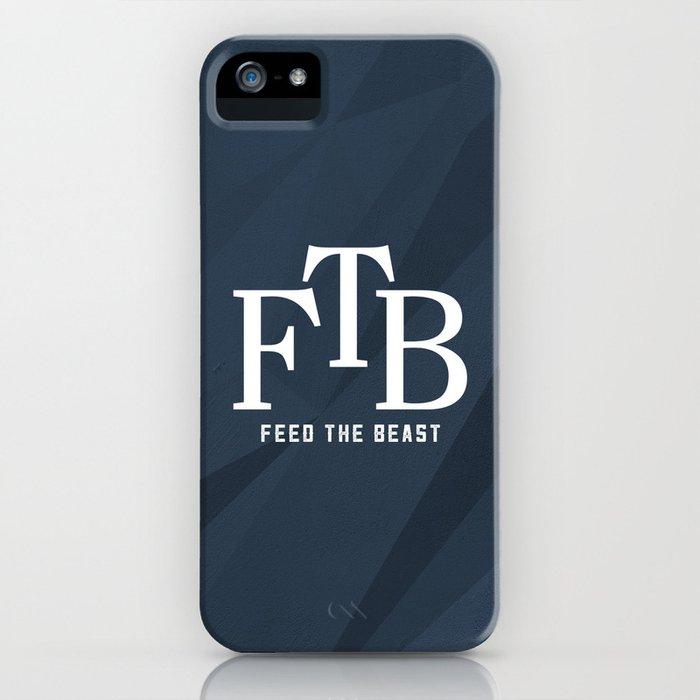FTB Logo iPhone Case