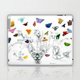 Say no to pants Laptop & iPad Skin