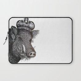 The Boar King Laptop Sleeve