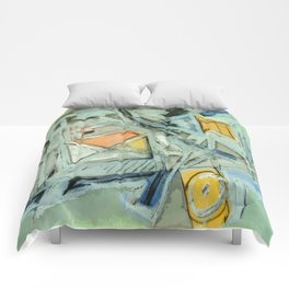 Ground View Comforters