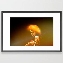 Elyi Framed Art Print