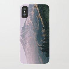 Mt. Rainier National Park iPhone X Slim Case