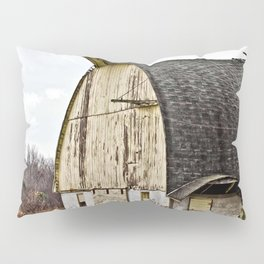 Wisconsin Old Barn 1 Pillow Sham