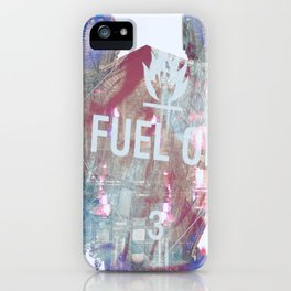 commotion iPhone Case