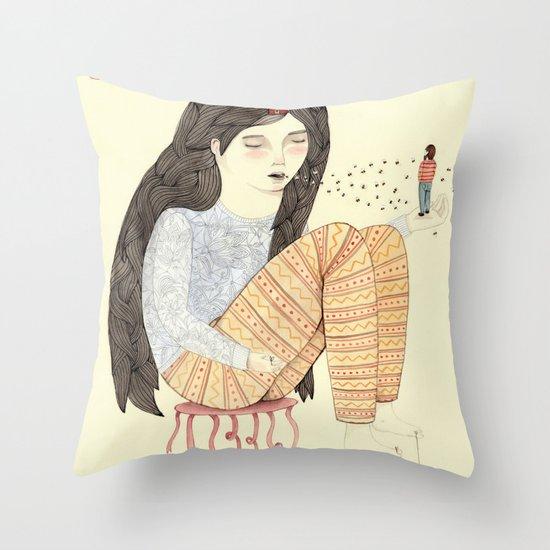 Manifest Throw Pillow