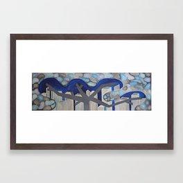 Untitled #90 Framed Art Print