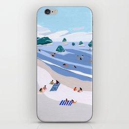 Island Dots iPhone Skin