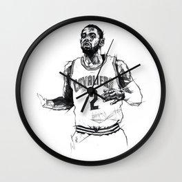 Cleveland C Wall Clock