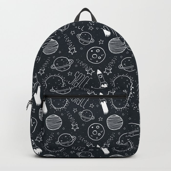 Space Doodles Backpack