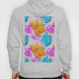 Floral Pattern 09 Hoody