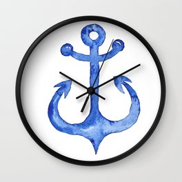 Dreaming of nautical adventure Wall Clock