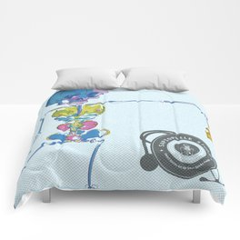 Ukulele Baby Comforters