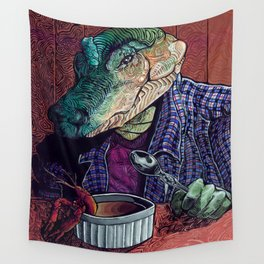 What's in the Gumbo Wall Tapestry