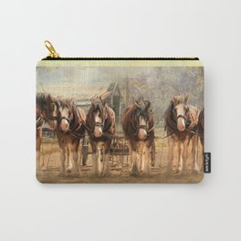 Six On The Hitch Carry-All Pouch