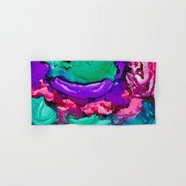Psychedelic Grape Hand & Bath Towel