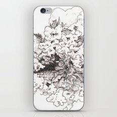 Ghost Crops iPhone & iPod Skin