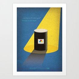 Breaking Bad - A No-Rough-Stuff-Type Deal Art Print